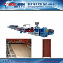 PVC Door Window Profile Production Line/PVC Profile Machine/pvc and wpc profiles extrusion line