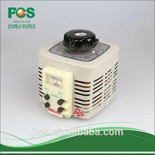TDGC 220V Copper Coil Manual Voltage Regulator