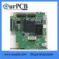 placa de circuito impreso de la electrónica circuito desnudo junta