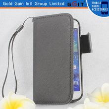 High Quality PU+TPU Mobile Phone Case For Samsung S4 Mini, Factory Supply Phone Case For Samsung S4 Mini