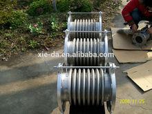 Flexible bellows.big Pipe compensator Pipeline component