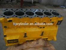 6D95 Cylinder Block for excavator engine
