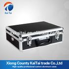 customized hard aluminum laptop carrying case