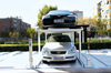 downtown carport mechanical automatic garage car stacking system