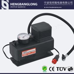 12V DC cheap top rated car mini air compressor