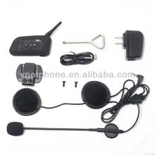 OEM 1200m full duplex bluetooth motorcycle accessories for 4 riders