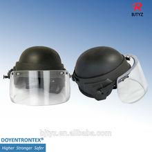NIJ IIIA Bulletproof Helmet with visors