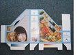 giga lx 308n usato automatico miscela 4 colori macchina da stampa flexo
