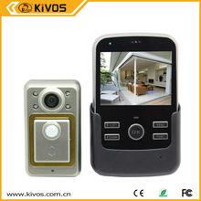 2014 new digital wireless electronic cat's eye,video door peephole viewer/camera,