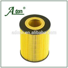 High Quality X5 E60 E63 E64 E65 E66 (2002-2008) Oil Filter Kit (Set of 4) OEM HENGST