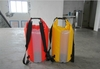 new design waterproof dry pvc tarpaulin bag 20l with two carry strap