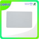 color pvc blank card