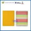 Portable Custom pu leather for ipad air folio case