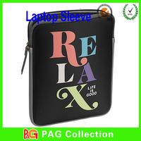 China Dong Guan Factory Fancy Neoprene Laptop Sleeve/Bag/Case for Notebook/MacBook/Ipad/E-book