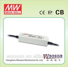 Meanwell LED drivers LPF-25-12 12V 25W Single output IP67