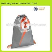 Durable Fashion sports basketball drawstring bag, drawstring backpack