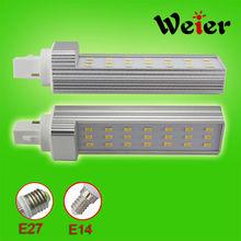 7w-10w smd5050 g24 led pl lamp