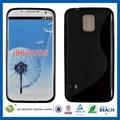 actualizado 2014 blu estilo del teléfono celular caso para el samsung galaxy s5