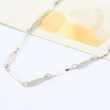 Hot sale necklace chain, 925 sterling silver chain