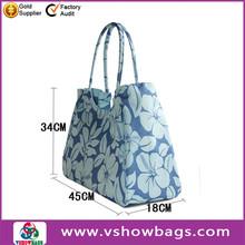 new design stripe tote 2014 new design beach bag