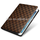 New smart Flip cube Luxury Stand Leather Case Cover for Apple ipad mini retina