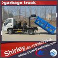 gancho de elevación de los camiones de basura