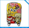 2014 newest desigh pc luggage suitcase trolley case travel bags