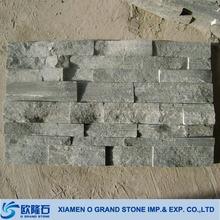 Granito revestimento em pedra esculpidas revestimento em pedra para fora