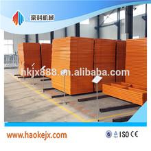 zlp series adjustable height work platform