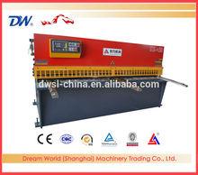 thin metal shearing machine , cnc shearing machine , dream cut machine