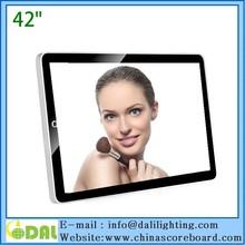 High quality 42 inch wifi lcd multimedia display