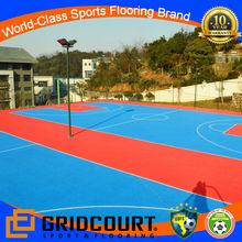 Gridcourt hot sale basketball flooring