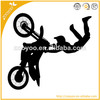 Vinyl 3D Wall decal home decor Wallpaper Removable decorative sticker motorcycle riding