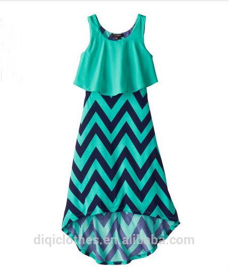 High Low Fall Dresses For Girls 7-16 Girls High Low Chiffon