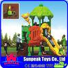 Children Eco-friendly Outdoor Playground