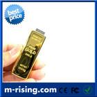 Golden USB Flash Drive, Luxury USB Drive, OEM Flash Dirve
