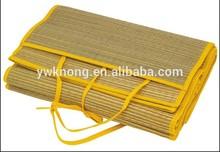 Natural Straw Beach Mat,Easy Carry Straw Mat ,folding straw beach mat-ST90