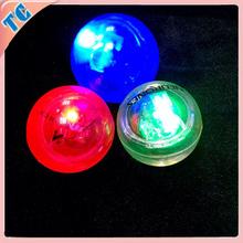 Kids Rubber Bounce Ball, Flashing Bouncing Ball