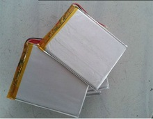 China manufacturer OEM 4000mAh lithium ion polymer battery 606090 for power tools