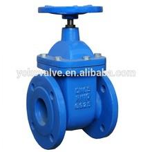 din standard 3202-f4 non-rising stem gate valves