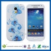 Professional factory soft tpu s line gel skin case for s4 mini i9190 cover