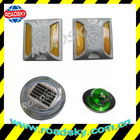 Double side or Single side Outdoor Warning Retro-reflective Road Marking Studs