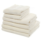 100% Combed cotton promotional terry face towel, wash cloth