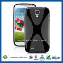 Wholesale smartphone fashion for samsung s4 tpu bumper case