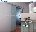 Hot New Interesting Design Interior Sliding Tempered Glass Balcony Doors