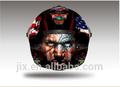 2014 estilo novo da forma modular flip up dupla viseira do capacete jx-a113