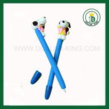 2014 popular snowman ball pen promotion gifts