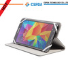 Hot selling silicone + leather 7 universal tablet case cover