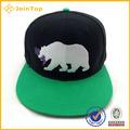 satın özel metal düz snapback şapka satılık