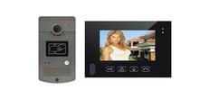access control Intercomsysteme video 7inch LCD